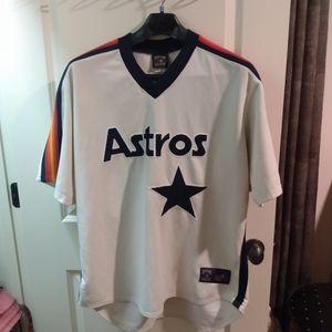 Vintage 80's Houston Astros Jersey Majestic 2X